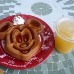 東京ディズニーリゾートで食べられるミッキーの形をした食べ物
