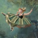 アナと雪の女王に出てきた「ブランコ」の絵画の元ネタは?