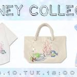 シークレットハニーとアリエルがコラボ!夏らしいワンピース、Tシャツ、トートバッグが登場!