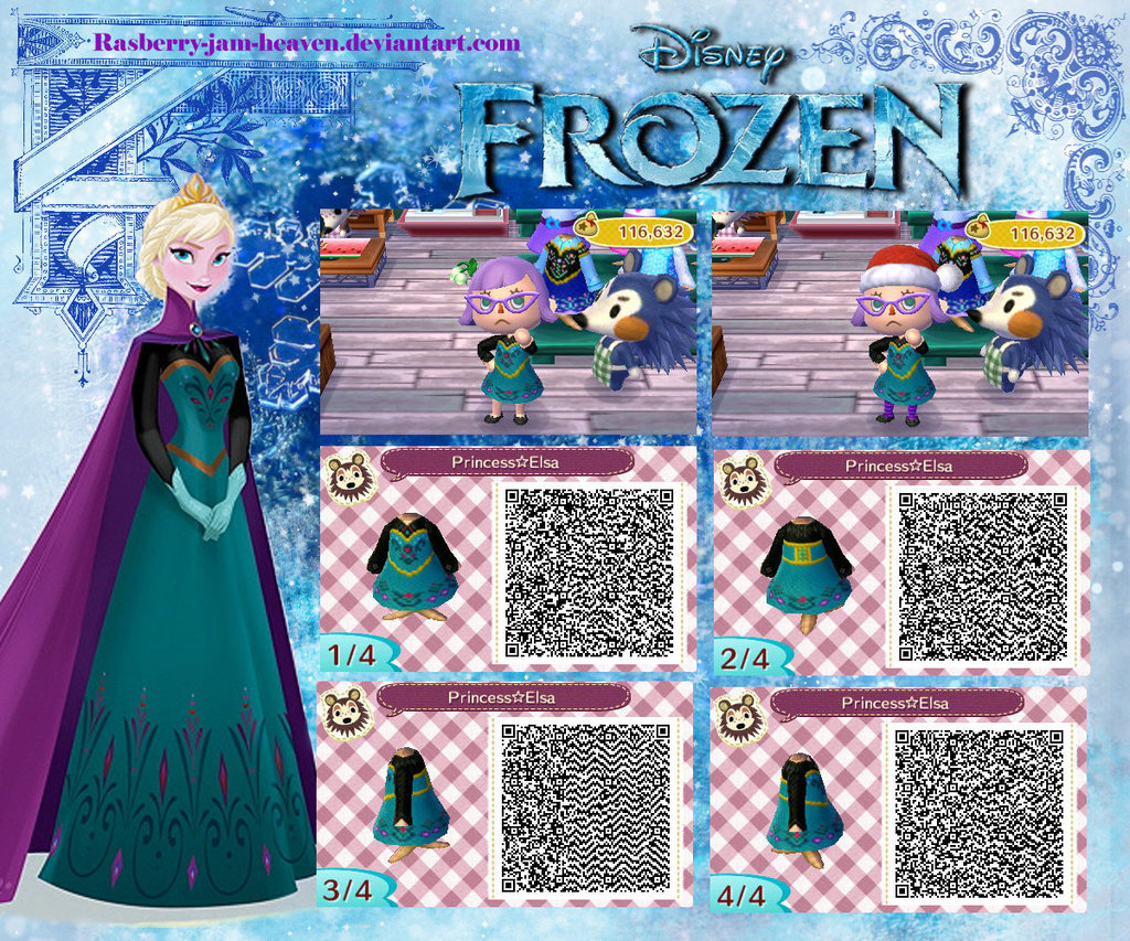 animal_crossing___new_leaf_qr__elsa_from_frozen__by_rasberry_jam_heaven-d6zey9j