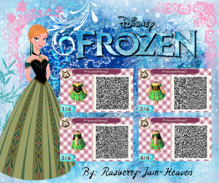 frozen_qr_code__anna_s_coronation_dress_by_rasberry_jam_heaven-d7dzaod