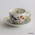 日本の伝統的な陶磁器とディズニーのコラボ和食器が登場!
