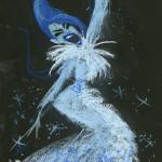 アナと雪の女王のエルサがヴィランズ(悪役)?!初期のキャラクターデザインが別人すぎる