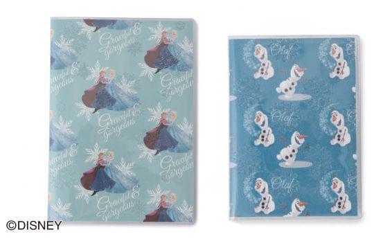 アナと雪の女王手帳
