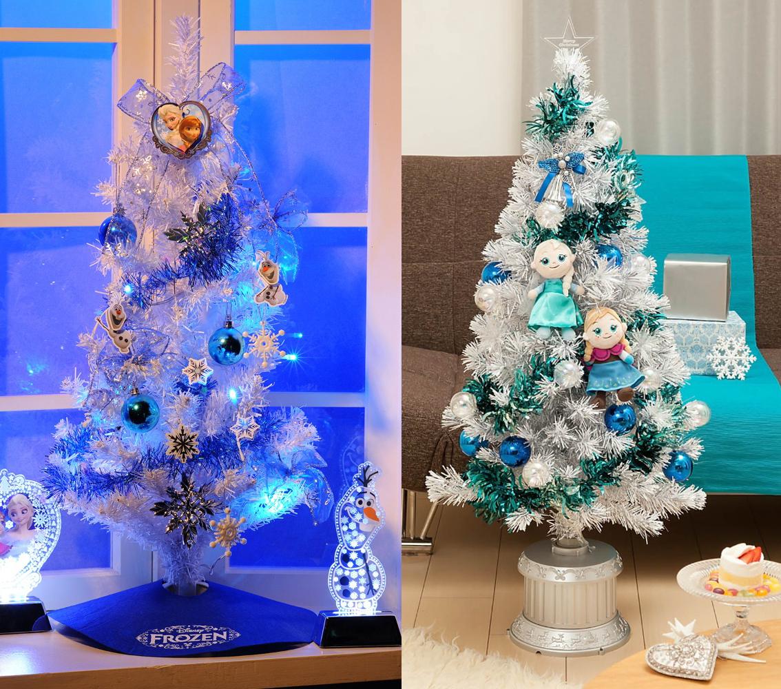 アナ雪クリスマスツリー