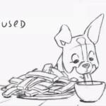 【動画】「愛犬とごちそう」のメイキングが公開!ディズニーアニメスタジオ内の貴重な記録映像