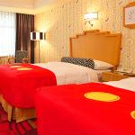 女子旅で泊まりたい!ディズニーホテルのキャラクタールーム