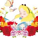 『ふしぎの国のアリス一番くじ』が発売!A賞・ラストワン賞はチェシャ猫ぬいぐるみ