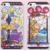 ステンドグラス風 プリンセス&ヴィランズのiphone5/5Sケースが新登場!